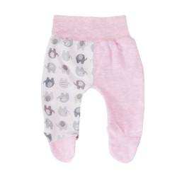 Półśpiochy niemowlęce słoniki różowe